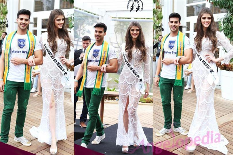 Miss Mundo Brasil 2016 Fashion Show