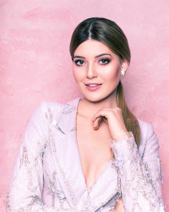 Karina Szczepanek is Miss International Poland 2019