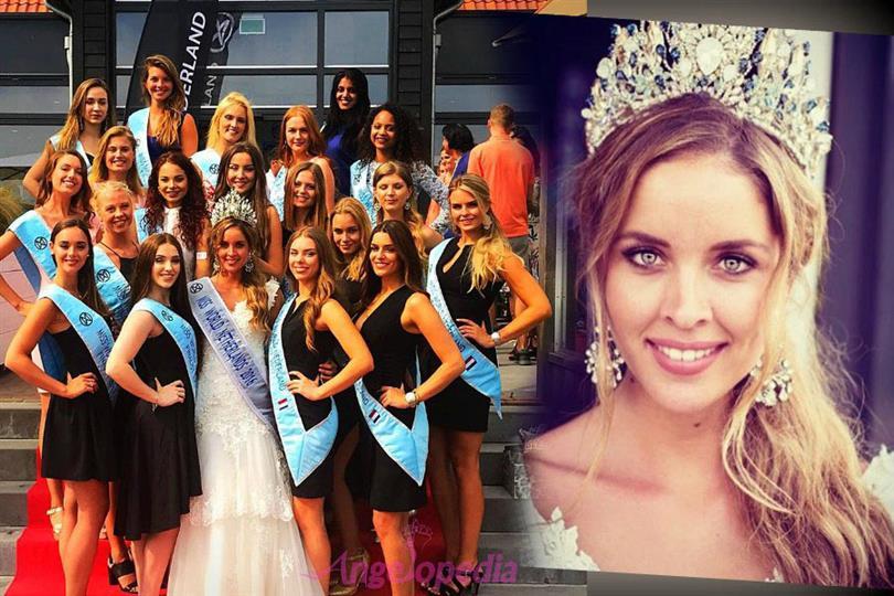Miss World Netherlands 2017 - Meet the finalists