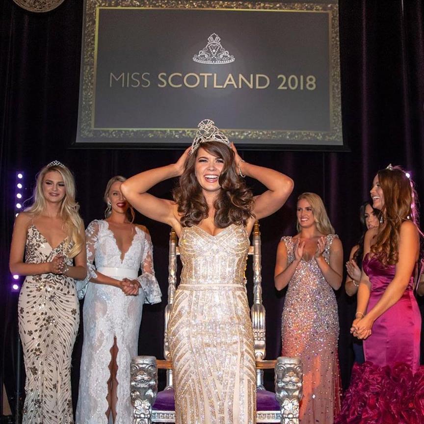 Miss Scotland 2019 Meet the Contestants