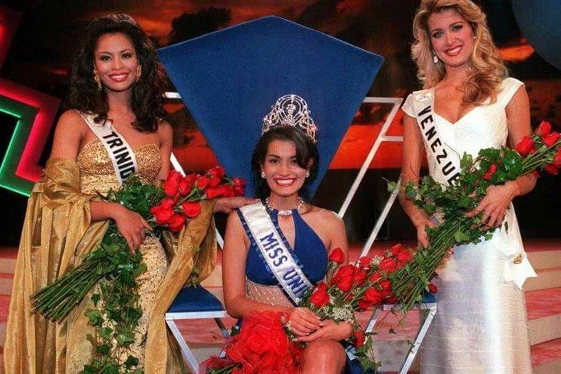 Miss Universe 1997 Brook Lee
