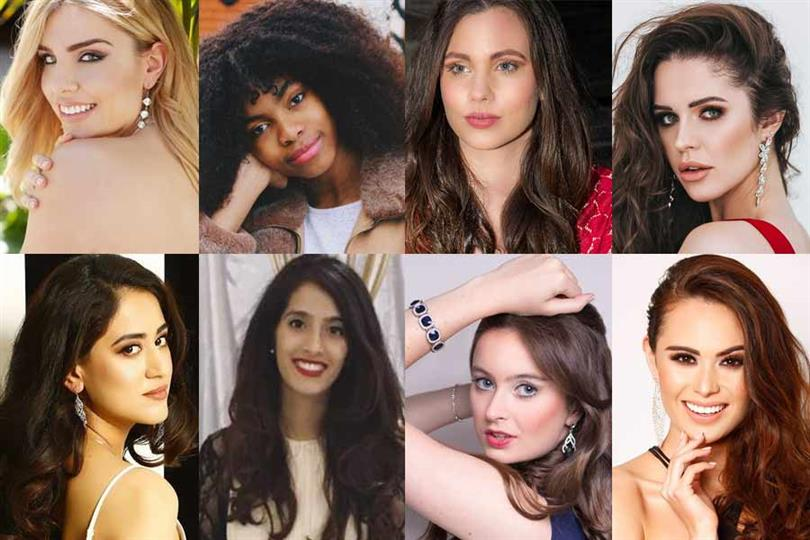 Road to Miss Universe Great Britain 2019