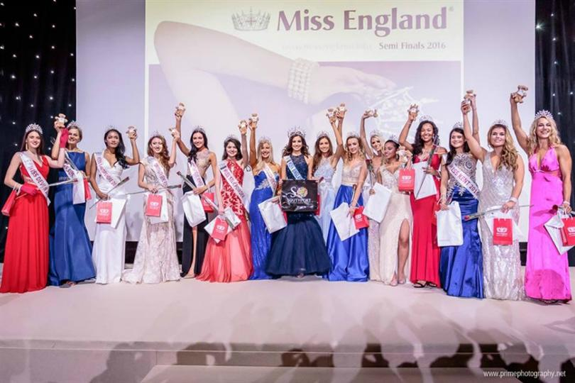 Miss England 2016 Road to Finale