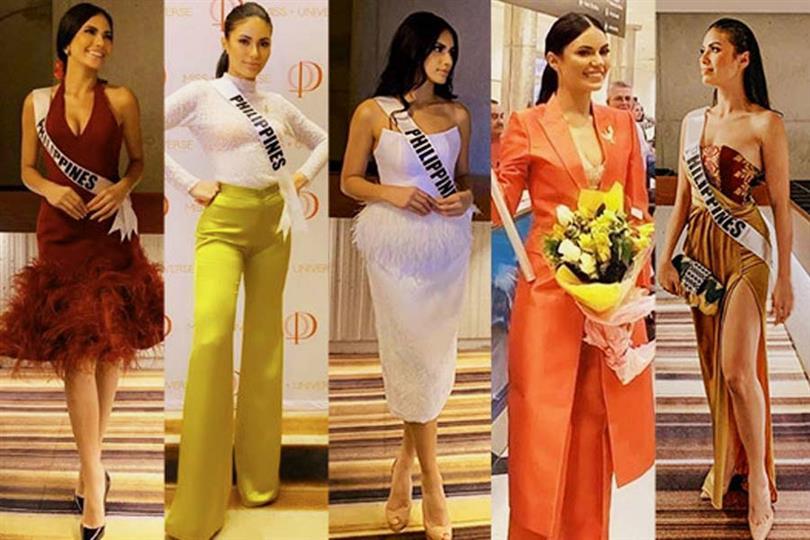 Filipina Gazini Ganados ascends her fashion game for Miss Universe 2019