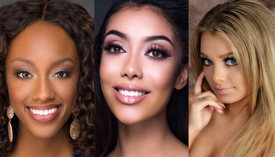 Miss International USA 2019 Meet the Delegates