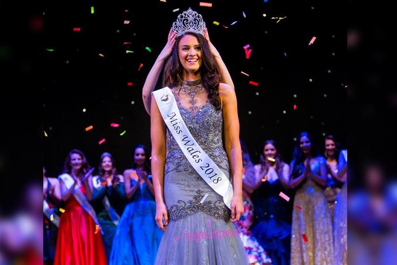 Bethany Harris crowned Miss Wales 2018