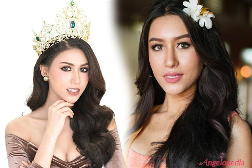 Pamela Pasinetti Miss Grand Thailand 2017, our favourite for Miss Grand International 2017