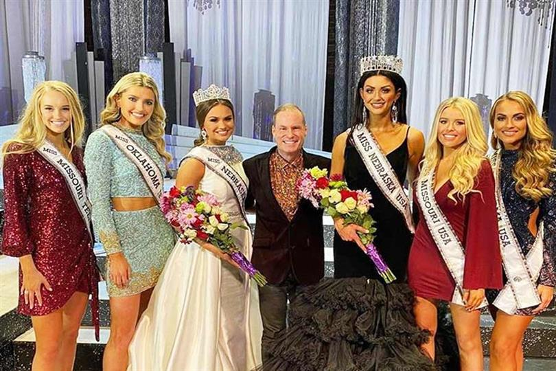 Megan Swanson winner Miss Nebraska USA 2020