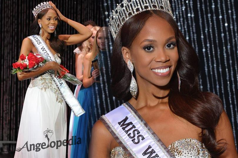 Regina Gray crowned Miss Wisconsin USA 2018 for Miss USA 2018