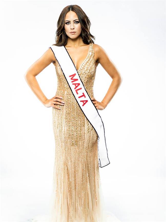 Kerry Lynn Brydon Miss Intercontinental Malta 2018, our favourite for Miss Intercontinental 2018