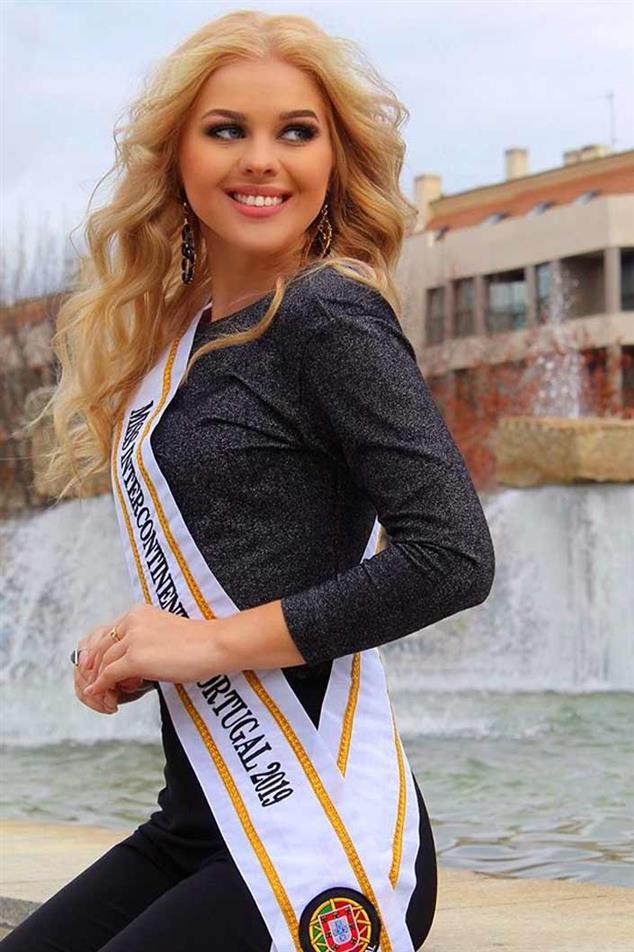 Meet Ivanna Rohashko Miss Intercontinental Portugal 2019