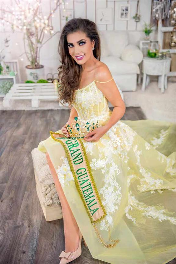 Dannia Guevara Morfin is Miss Grand Guatemala 2019