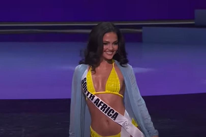 Natasha Joubert Miss Universe South Africa 2020