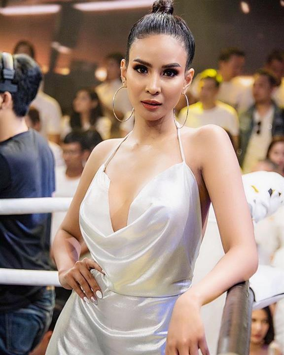 Sasi Sintawee Miss Earth Thailand 2014