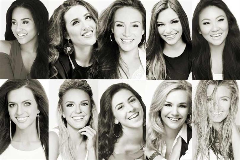 Miss America 2020 Meet the Delegates