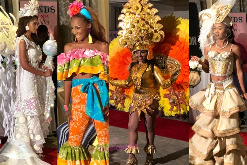 Miss World Bahamas 2018 National Costume Competition