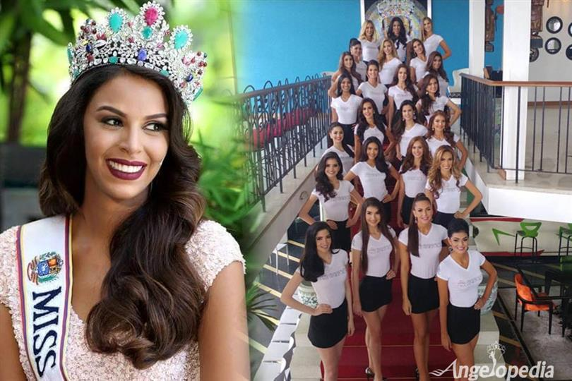 Meet the finalists of Miss Venezuela 2017, pageant final on 9th November