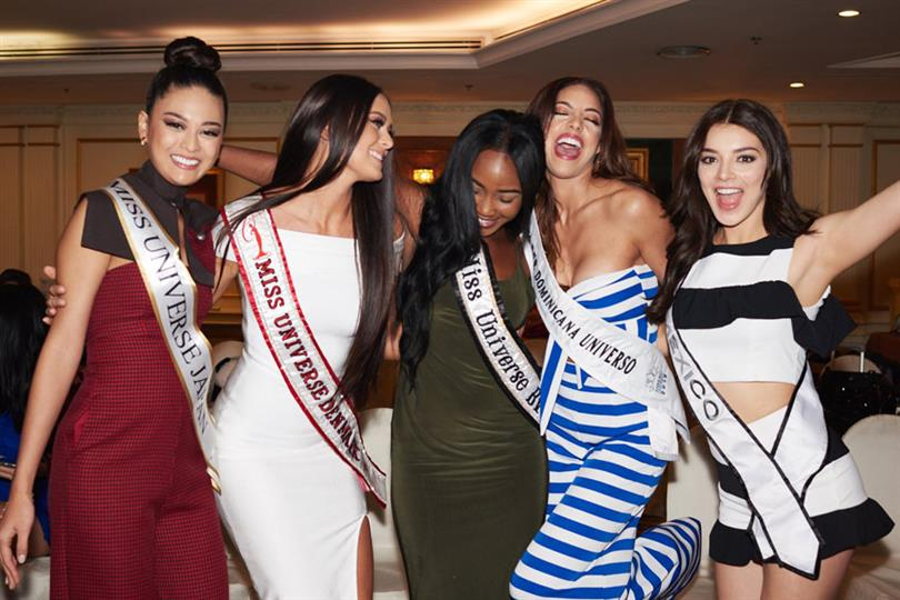 Miss Universe 2018 Preliminary Competition details revealed