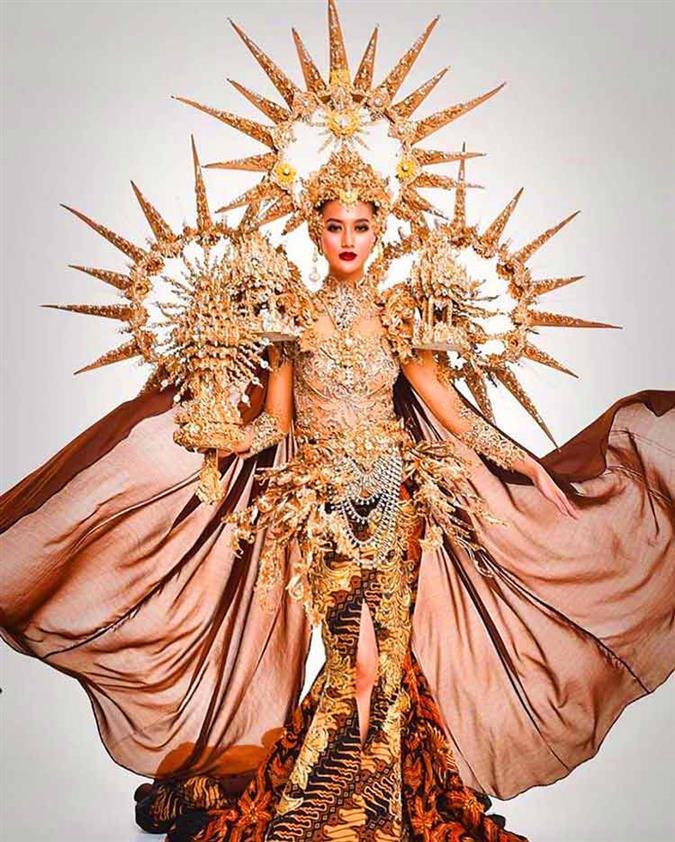 Angel Virginia Boelan from East Nusa Tenggara