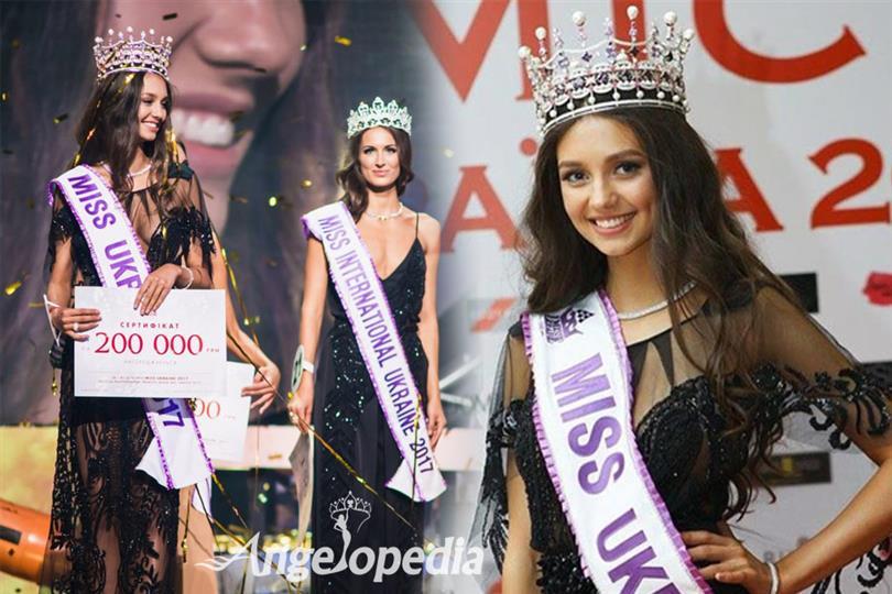 Мисс украина 2017 полина ткач фото девушек для работы