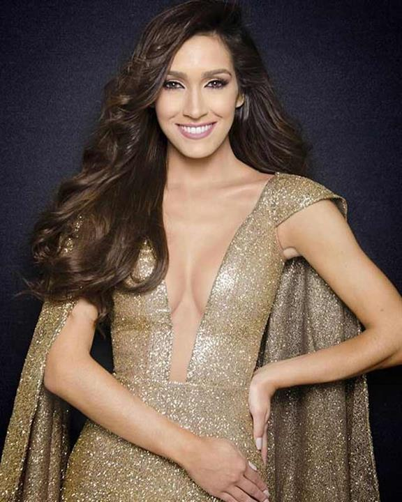 Daniela Montañés Finalist Miss Venezuela 2020
