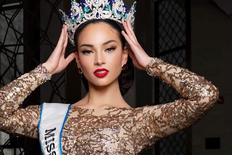 Carol Drpic to represent Chile at Miss World 2021