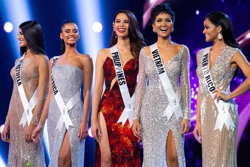 Miss Universe continental divide to be removed this year?
