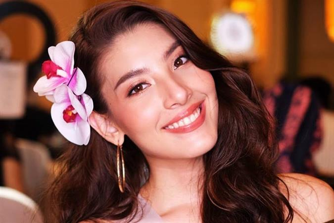 Kim Docekalová Miss Universe Thailand 2019