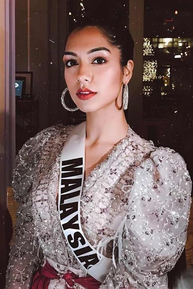 Miss Universe Malaysia 2019 Shweta Sekhon looks back upon her journey as a beauty queen