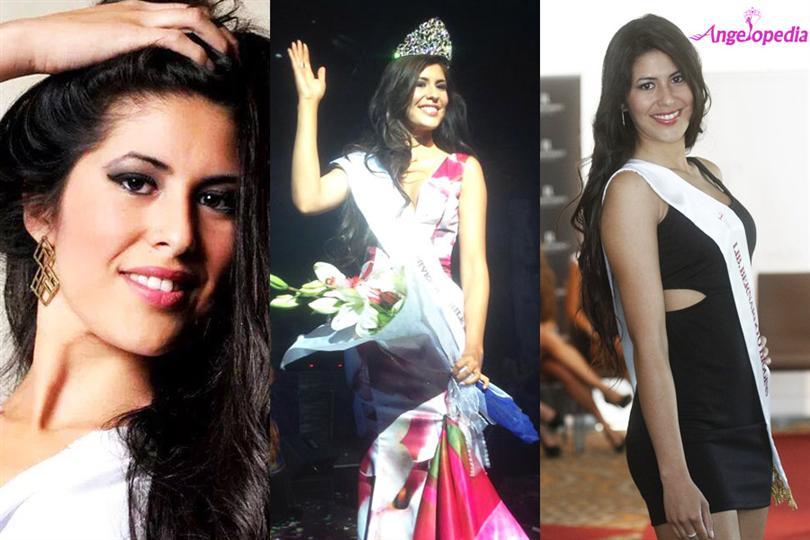 Miss Universe Chile 2014