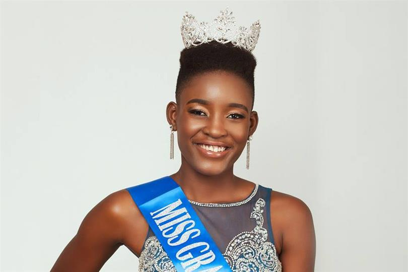 Valérie Alcide crowned Miss Grand Haiti 2018