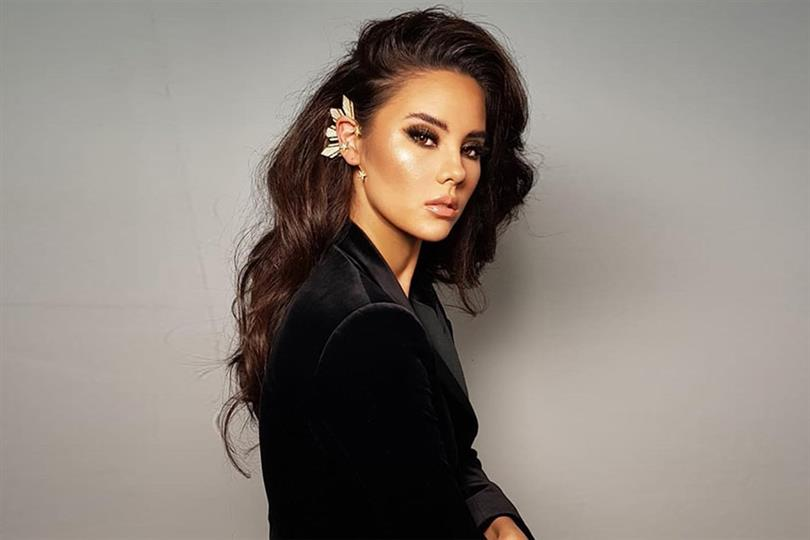 Catriona Gray reveals outfit idea for Miss Universe 2018