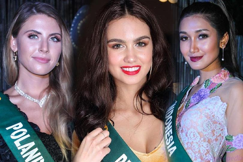 Miss Earth 2018 Swimsuit Competition Live Stream and Updates