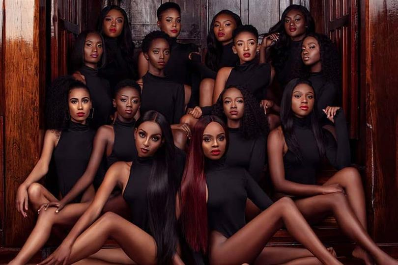Miss Universe Kenya 2019 Meet the Contestants