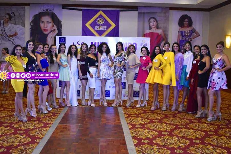 Miss Mundo Nicaragua 2020 Meet the Delegates