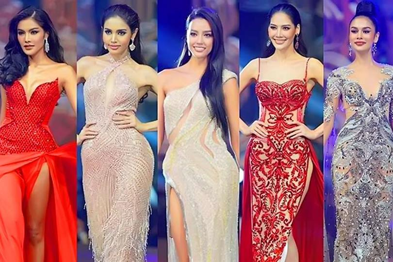 Miss Universe Thailand 2020 Preliminary Competition held