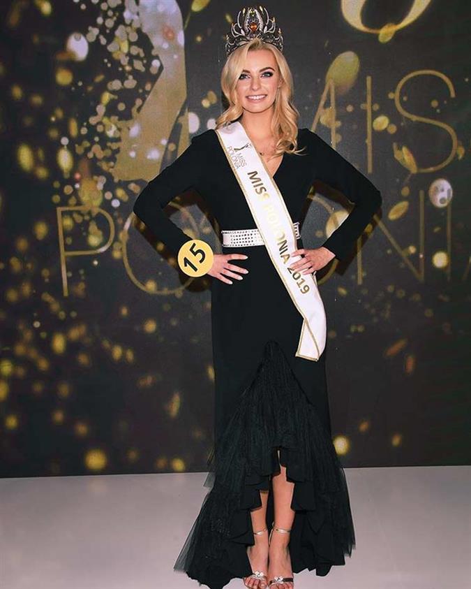 Meet Karolina Bielawska Miss Polonia 2019 for Miss World 2020