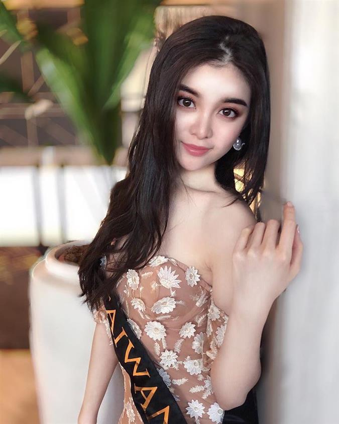 Julianna Liu Miss Global Taiwan 2018, our favourite for Miss Global 2018