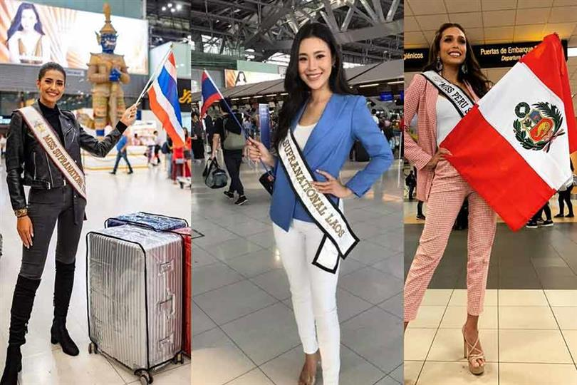Miss Supranational 2019 officially begins as contestants arrive in Poland