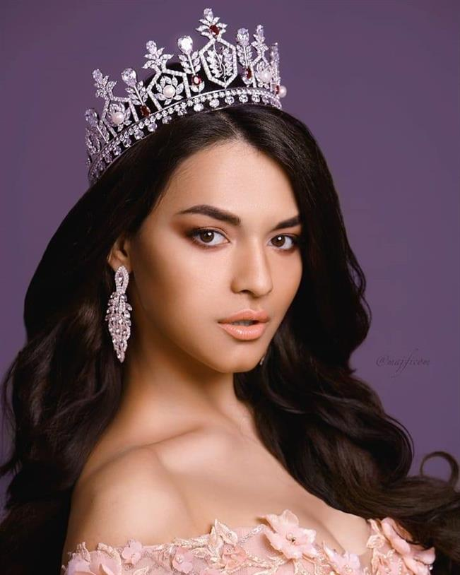 Beauty Talks with Miss International Uzbekisten 2019 Tamila Khodjaeva