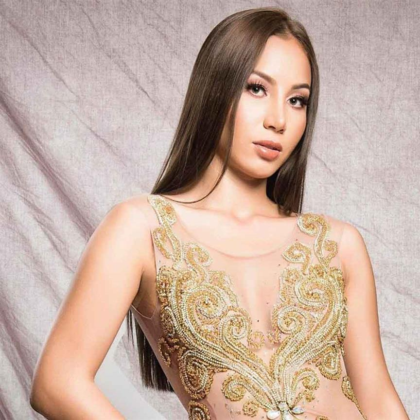Fabiana Ayaviri to represent Bolivia in Miss United Continents 2019