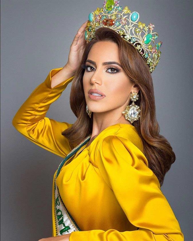 Sonia Hernandez appointed Miss Earth Spain 2019