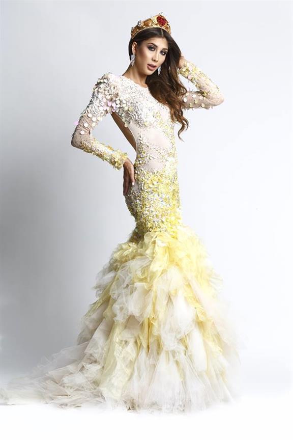 Nicole Menayo crowned Miss Grand Costa Rica 2018