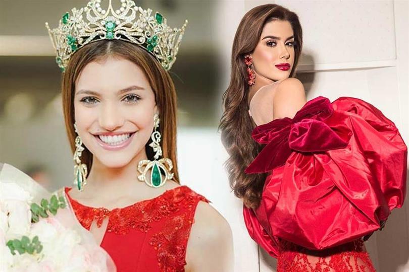Miss Supranational Venezuela 2019 Gabriela De La Cruz