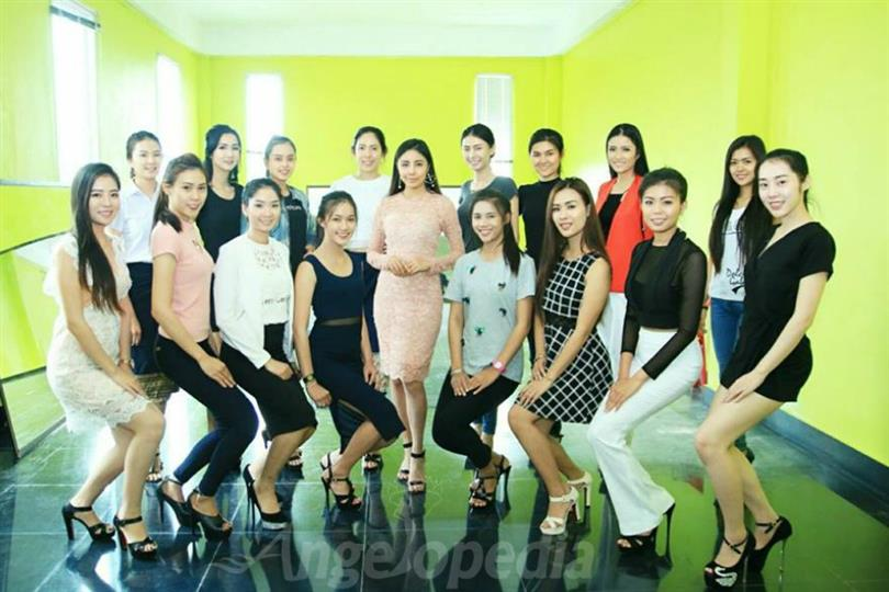 Miss Grand Laos 2017 - Meet the finalists