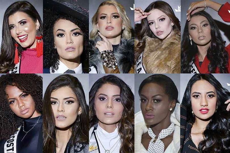 Road to Miss Brasil Mundo 2019 aka Miss World Brazil 2019
