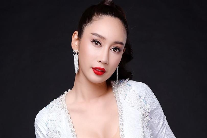 Meet Nampetch Teeyapar Miss Earth Thailand 2019 for Miss Earth 2019