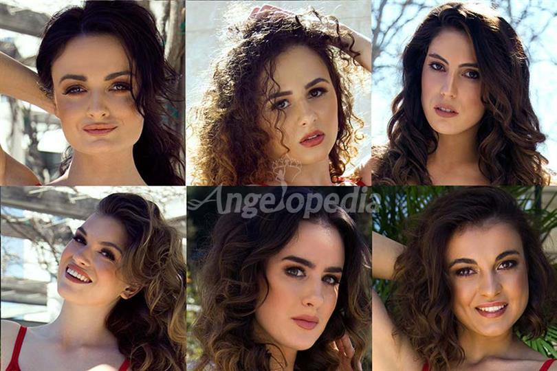 Miss Universe Croatia 2019 Contestants Miss Universe Hrvatske 2019