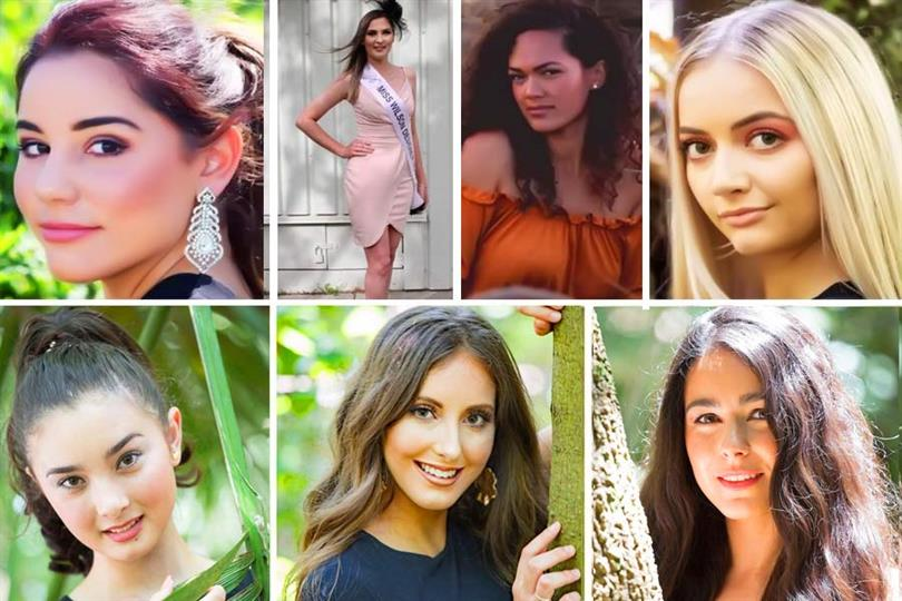 Miss Earth New Zealand 2020 Meet the Delegates