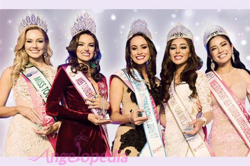 Miss Tourism International 2017 finals on 6th December 2017